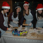 Christmas Eve for Foreign Exchange Students 32