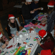 Christmas Eve for Foreign Exchange Students 31