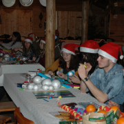 Christmas Eve for Foreign Exchange Students 27