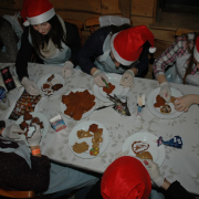 Christmas Eve for Foreign Exchange Students 26