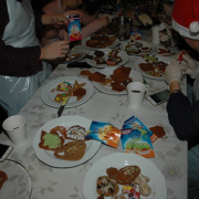 Christmas Eve for Foreign Exchange Students 20