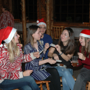 Christmas Eve for Foreign Exchange Students 14