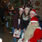 Christmas Eve for Foreign Exchange Students 6