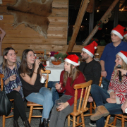 Christmas Eve for Foreign Exchange Students 5