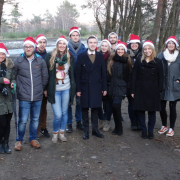 Christmas Eve for Foreign Exchange Students 3