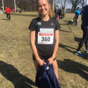 Vice-Championship of Poland in cross country running for the AZS UG  2
