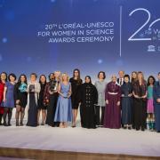 Gala L'Oréal - Unesco For Women in Science 2018, Photo: L'Oréal Foundation