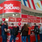 education fair Osvita ta kar'era in Kiev 2