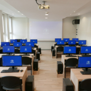 computer lab opened at the Faculty of Management  4