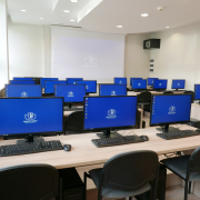 computer lab opened at the Faculty of Management  5
