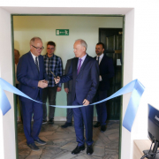 computer lab opened at the Faculty of Management  8