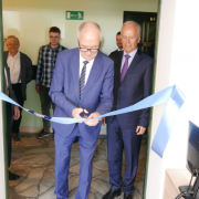 computer lab opened at the Faculty of Management  9