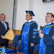 Honorary Doctorate for Prof. Jakub Stelina  1