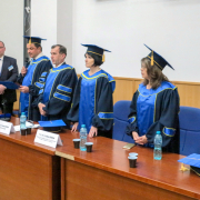 Honorary Doctorate for Prof. Jakub Stelina 2