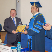 Honorary Doctorate for Prof. Jakub Stelina 3