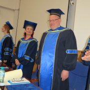 Honorary Doctorate for Prof. Jakub Stelina 6