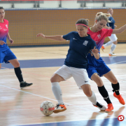 AZS UG Futsal Ladies triumph at international tournament in Poznań 14