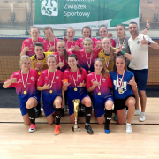 AZS UG Futsal Ladies triumph at international tournament in Poznań 12