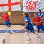 AZS UG Futsal Ladies triumph at international tournament in Poznań 10