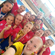 AZS UG Futsal Ladies triumph at international tournament in Poznań 2