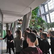 Youth delegation from Kaliningrad language school visits 4