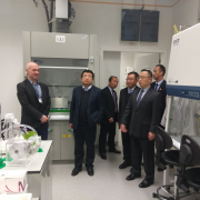 Delegation from Xidian University, China 2