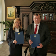 Agreement between UG and Gdańsk University of Technology 1