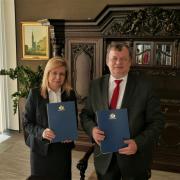 Agreement between UG and Gdańsk University of Technology 1