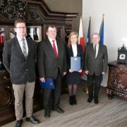 Agreement between UG and Gdańsk University of Technology 4