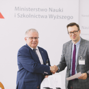 Professor Krzysztof Bielawski - Vice-Rector for Development and Cooperation with Business and Industry, University of Gdańsk and