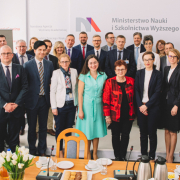 Constitution for Science in Poland and Reinventing Finance in a Digital World