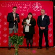 Agnieszka Piotrowska-Kirschling - finalist of the Red Rose competition, photo. Michał Matysiak