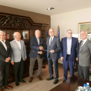 Contract between the University of Gdańsk and the Gdynia Employers' Association NORD