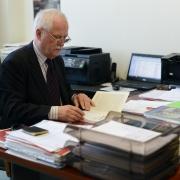 prof. Andrzej Szmyt 9656