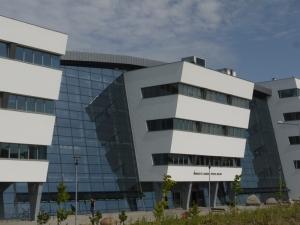 Budynek Wydziału Biologii