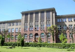 Budynek Wydziału Zarządzania