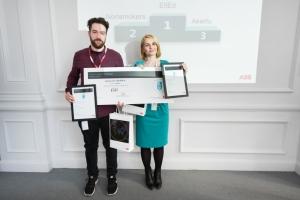 University of  Gdańsk Student wins ABB IT Challenge 1