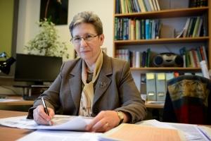 Prof. Małgorzata Latałowa
