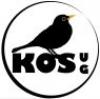 """Logo Studenckiego Koła Naukowego Ornitologicznego """"Kos"""""""